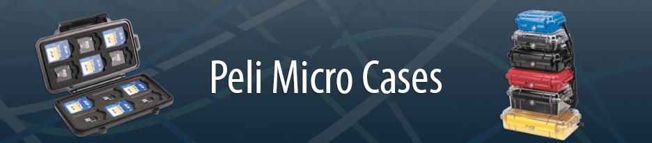 Micro Peli Cases